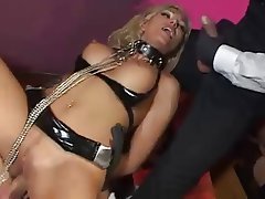 Anal Latex Double Penetration Group Sex