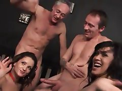 Facial Group Sex