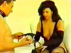 Femdom Pornstar Strapon Vintage