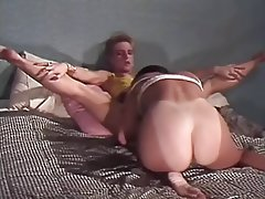 Cunnilingus Group Sex Hairy Lesbian