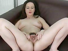 Hairy Masturbation MILF