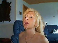 Amateur Anal Facial MILF