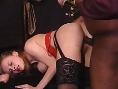 Anal Vintage Hairy Interracial