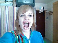 Amateur Cumshot Russian Webcam