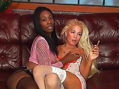 Babe Interracial Lesbian