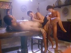 Anal Double Penetration Italian Threesome