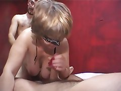 Amateur Anal Double Penetration Threesome MILF