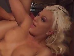 Anal Babe Blonde British MILF