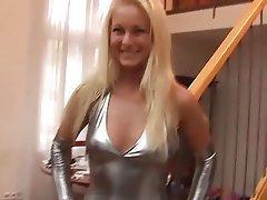 Amateur Anal Blonde Cumshot