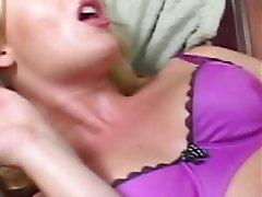Anal Blowjob Lingerie Pornstar