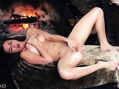 Anal Asian Masturbation Babe