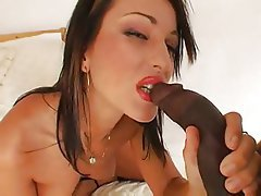 Anal Brunette Czech Interracial