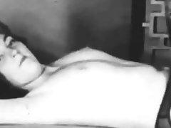 Amateur Babe Brunette Nylon