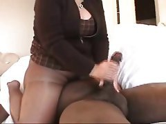 Handjob Stockings