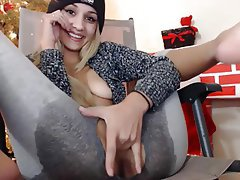 Amateur Babe Squirt Webcam