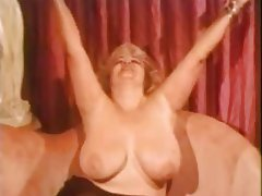 BBW Big Boobs Blonde Mature Vintage