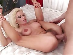 Anal Blonde Hardcore