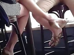 Babe Foot Fetish Mature