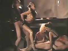 Anal BDSM German Latex Pornstar