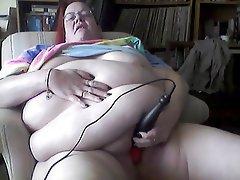 Amateur BBW Masturbation MILF