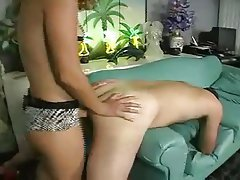 Anal Bisexual Femdom Strapon