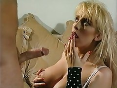 Blowjob Big Boobs Blonde