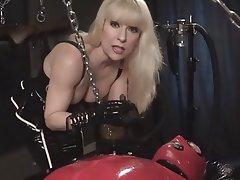 BDSM Femdom Latex Medical
