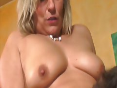 Big Boobs German Mature MILF