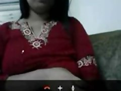 Amateur Indian Webcam