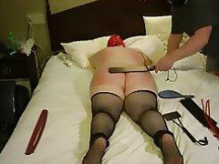 Amateur BBW BDSM Granny