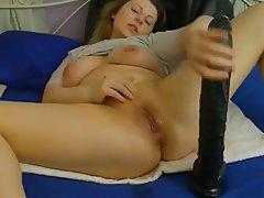 Amateur Anal Masturbation Webcam