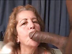 Brazil Cumshot Granny Interracial Mature