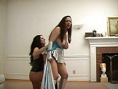 Big Boobs Brunette Lesbian
