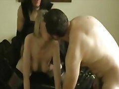 Amateur Bisexual Cuckold Femdom