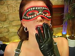 BDSM Brunette Hardcore Latex