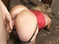 Anal Big Boobs Double Penetration Mature Stockings