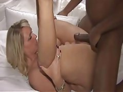Blonde Blowjob Hardcore Interracial