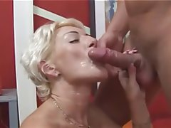 Blowjob Cumshot Cunnilingus Mature Old and Young