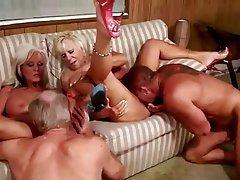 Granny Group Sex Mature