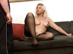 Anal Blonde German Hardcore