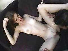 Anal Brunette Hardcore Skinny