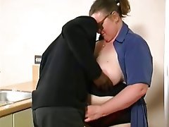 BBW Big Boobs Big Butts Granny