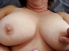 Big Boobs Cumshot Granny Mature