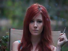 POV Redhead