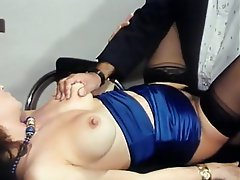 Vintage Group Sex Interracial Softcore