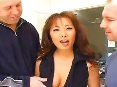 Gangbang Hardcore Interracial Asian
