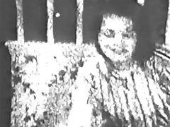 Vintage Blowjob MILF Brunette