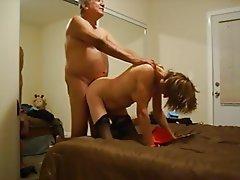 Granny Amateur Mature Small Tits