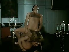 Vintage Double Penetration Cuckold Threesome