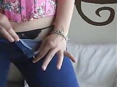 Amateur BDSM Spanish Brunette